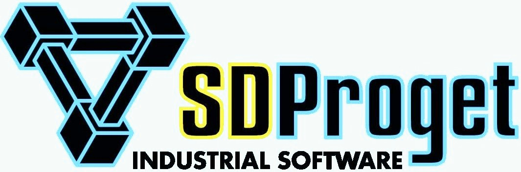 Logo SDPROGET INDUSTRIAL SOFTWARE SRL