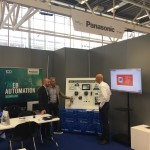 Collettiva ANIE - Stand Panasonic Electric Works Italia